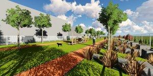 Mudanya'ya yeni park alanları