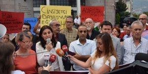 CHP'li gençler 'karma eğitime' sahip çıktı