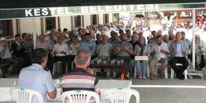 Vani Mehmet Efendi Kestel'de anıldı