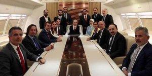 Erdoğan: İş Bankası'nın CHP'deki hisseleri Hazine'ye devredilmeli