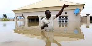 Nijerya'da sel felaketi