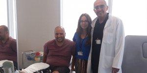 Türkiye'nin ilk 'robotik yöntemle total diz protezi ameliyatı' Bursa'da yapıldı