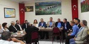 CHP'den STK ziyaretleri