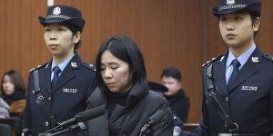 Çinli dadı idam edildi