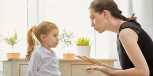 Çocuğunuza ne yapması gerektiğini söylemeyin