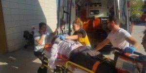 Bursa'da ambulansın çarptığı adam hayatını kaybetti
