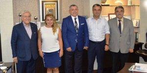 FİSDER'den BUTTİM'e ziyaret