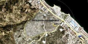 Arkeopark düzenlemesi için plan değişikliği önerisi