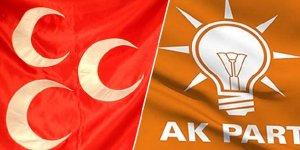 AK Parti ve MHP ittifakın devamı için anlaştı!