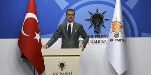 AK Parti Sözcüsü Çelik: Avrupa'nın DEAŞ'ı aşırı sağdır