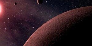 Plüton'un milyarlarca mil ötesinde bir cisim keşfedildi