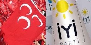 MHP ile İYİ Parti arasında söz düellosu