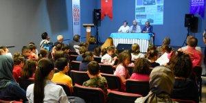Göç Tarihi Müzesi'nde 'leylek'konferansı
