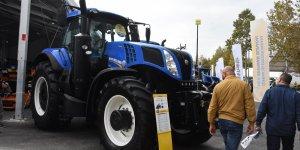 1,5 milyon liralık lüks traktörlere yoğun ilgi