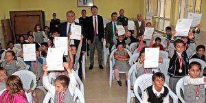 Ravza'ya Yenişehirli öğrencilerden destek
