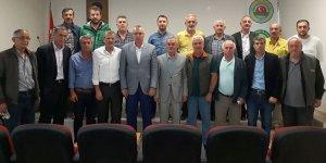 Orhangazi'de zeytin toplama ücreti belirlendi