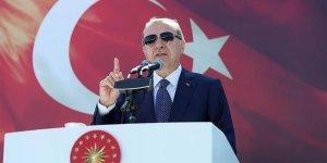 Erdoğan komandolara seslendi: Çok yakında darmadağın edeceğiz