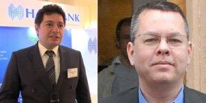 Bomba iddia: Brunson'a karşılık Hakan Atilla serbest kalacak