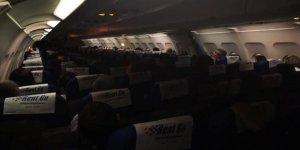 İstanbul-Malatya uçağı, Diyarbakır'a zorunlu iniş yaptı