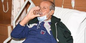 15 yıl sonra kana kana su içti