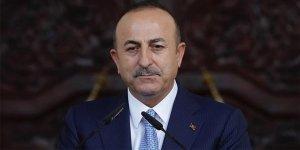 Çavuşoğlu'ndan Suudi Arabistan açıklaması