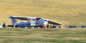 Almanya'da uçak seyircilerin arasına daldı: 3 ölü, 8 yaralı