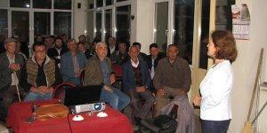 Kestel'de çiftçiye eğitim seferberliği