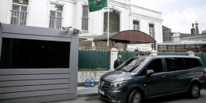 Suudi Başkonsolos ülkesine döndü! Polis, konsolosun konutunda