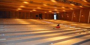 Çok amaçlı salon birçok etkinliğe ev sahipliği yapacak