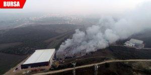 Fabrika yangının boyutu gün ağırınca ortaya çıktı