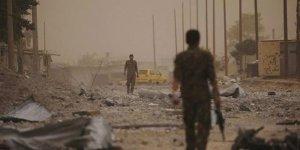 Koalisyon YPG'yi vurdu