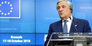 AP Başkanı Tajani'den 'Kaşıkçı' açıklaması