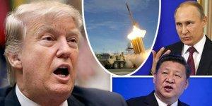 Trump tehdit savurdu! Rusya ve Çin aklını başını toplayana dek...