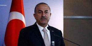 Çavuşoğlu: Türkiye Suriye'ye gireceğim derse girer