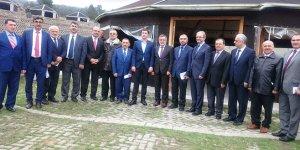 İlçe müftüleri Büyükorhan'da buluştu