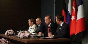 Cumhurbaşkanı Erdoğan: Akan kanın bir an önce durdurulması hedefimiz