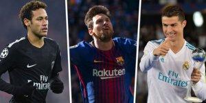 Neymar: Messi idolüm, Ronaldo canavar