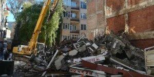 Kamulaştırılan binalar yıkılarak ilçe nefes alacak