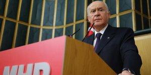 Bahçeli: Türk milletini tartışmak düşmana koz vermektir