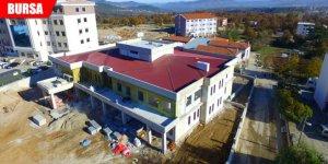 Yeni hastane gün sayıyor