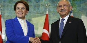 CHP ve İYİ Parti anlaştı! Görüşme sonrası ortak açıklama