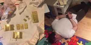 FETÖ'nün kilit isimleri rezidansta külçe altınlarla yakalandı