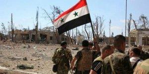 Halep ve Lazkiye'de18 Suriyeli asker öldü