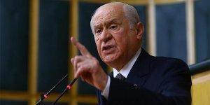Bahçeli'den 'Fırat'ın doğusuna operasyon' açıklaması