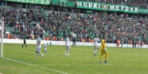 Karaca boş döndü: 3-0