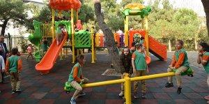 Parklar ve okullara yeni oyun grupları