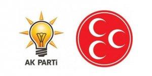 Başkan AK Parti'den seçilirse yardımcısı MHP'den olacak