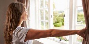 Evin havasını temiz tutmak için beş öneri