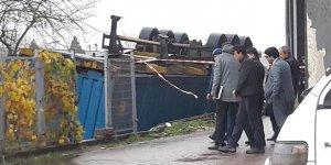 Mobilya fabrikasında facia! 2 işçi öldü, 1 işçi ağır yaralı