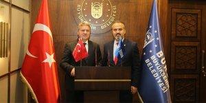 Makedonya Cumhurbaşkanı'ndan Bursa'ya övgü dolu sözler